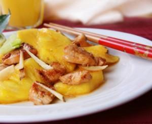 C Vitamini deposu ananasın faydaları