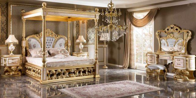Klasik Yatak Odasi Modelleri Yeni Sezona Damga Vuruyor